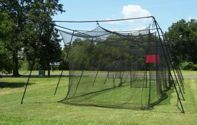 Muhl 70 ft batting cage