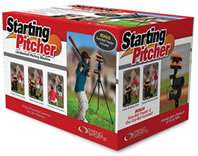 Heater Starting Pitcher Pitching Machine
