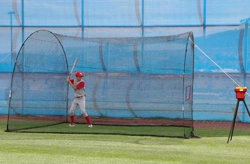 Heater 12x12x10 Home Run Home Batting Cage Hittingworld Com