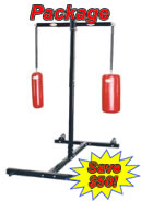 Muhl Power Bag Stand Package