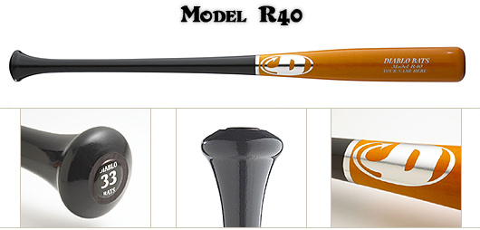 Diablo R40 Wood Bat
