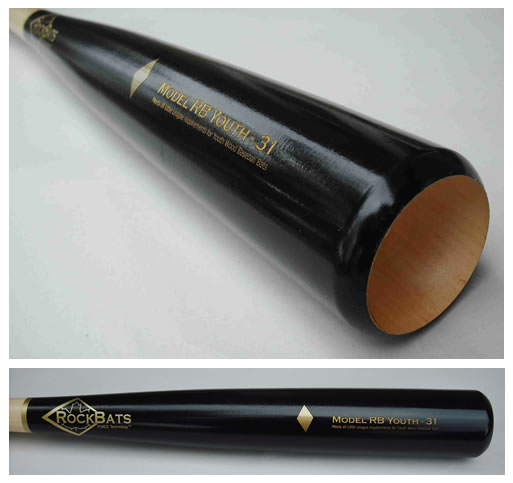 RockBats Maple Youth Wood Bat