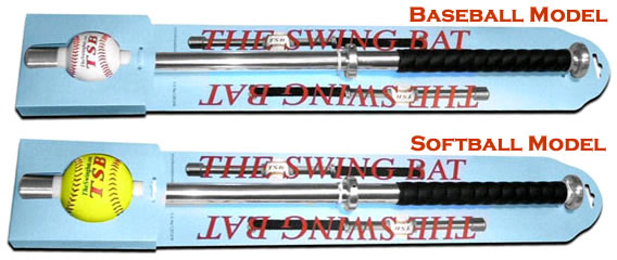 The Swing Bat Baseball Training Bats