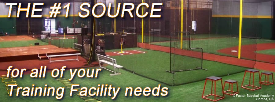 Baseball Training Facility Equipment Sales