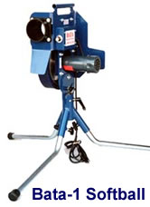 Bata-1 Softball Pitching Machine