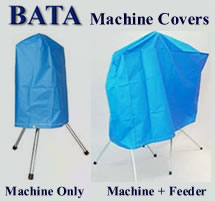 Bata Pitching Machine Covers