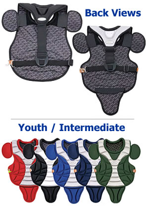 Champion Sports Baseball Chest Protector for Catchers