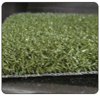 Double Artificial Baseball Turf