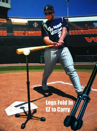 EZ Tee Portable Batting Tee