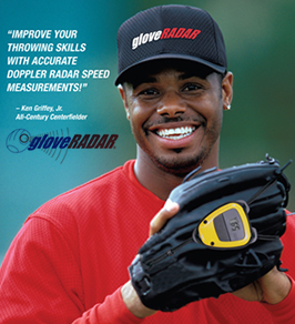 Ken Griffey, Glove Radar