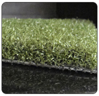 Single Artificial Baseball Turf