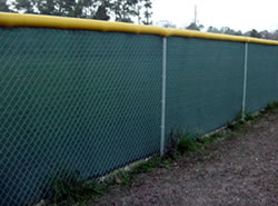 SuperScreen Windscreen Fencing