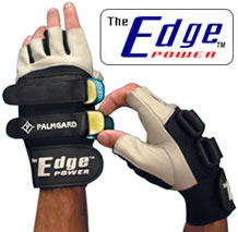 Edge Power Weighted Gloves