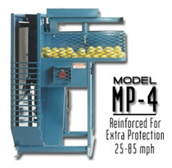 Iron Mike Mp4 Hopper Fed Pitching Machine Hittingworld Com