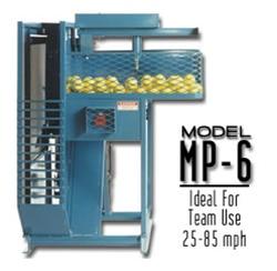Iron Mike Mp6 Hopper Fed Pitching Machine Hittingworld Com