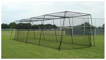 40 Batting Cage Amp Frame With 36 Net Hittingworld Com
