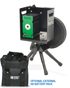 jugs soft toss machine replacement battery