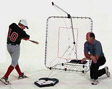 Swingaway 2000 Hitting Station Baseball Training Aid