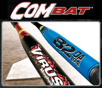 Combat Composite Baseball and Softball Bats | HittingWorld com
