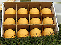 PWR Power Weighted Baseballs - Dozen