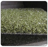 Triple Artificial Baseball Turf